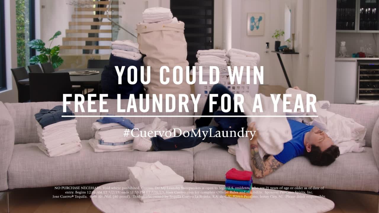 Cuervo Free Laundry
