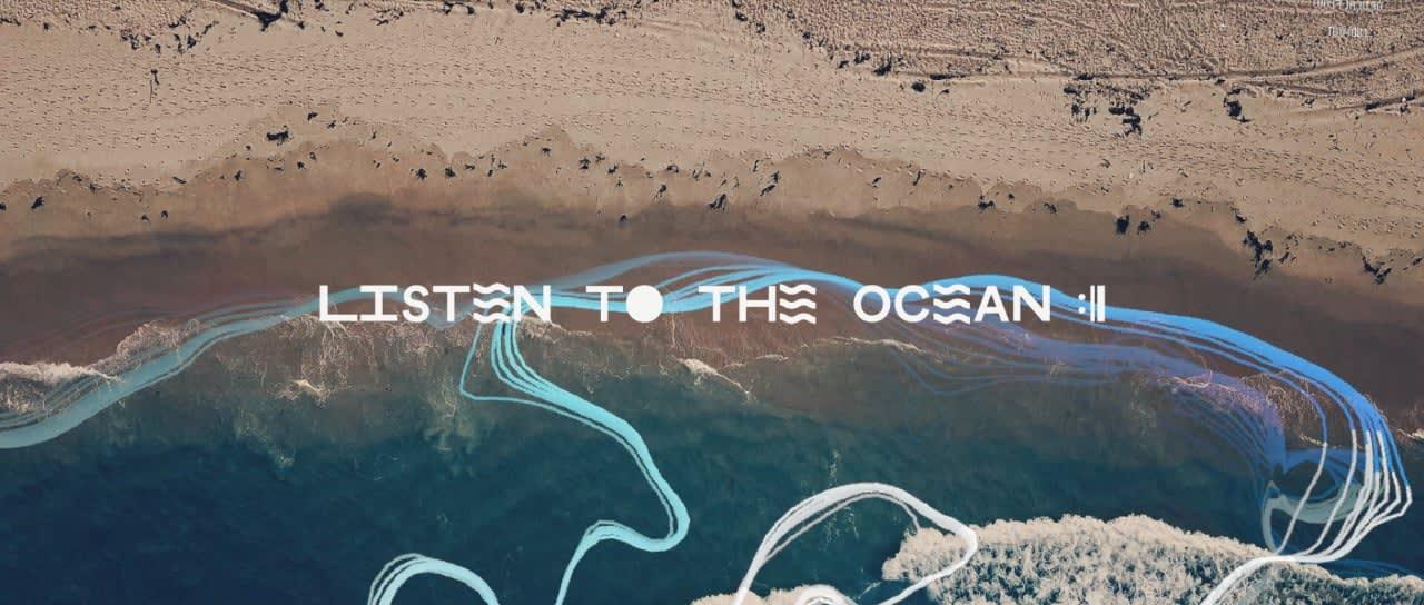 Corona - Listen to the Ocean