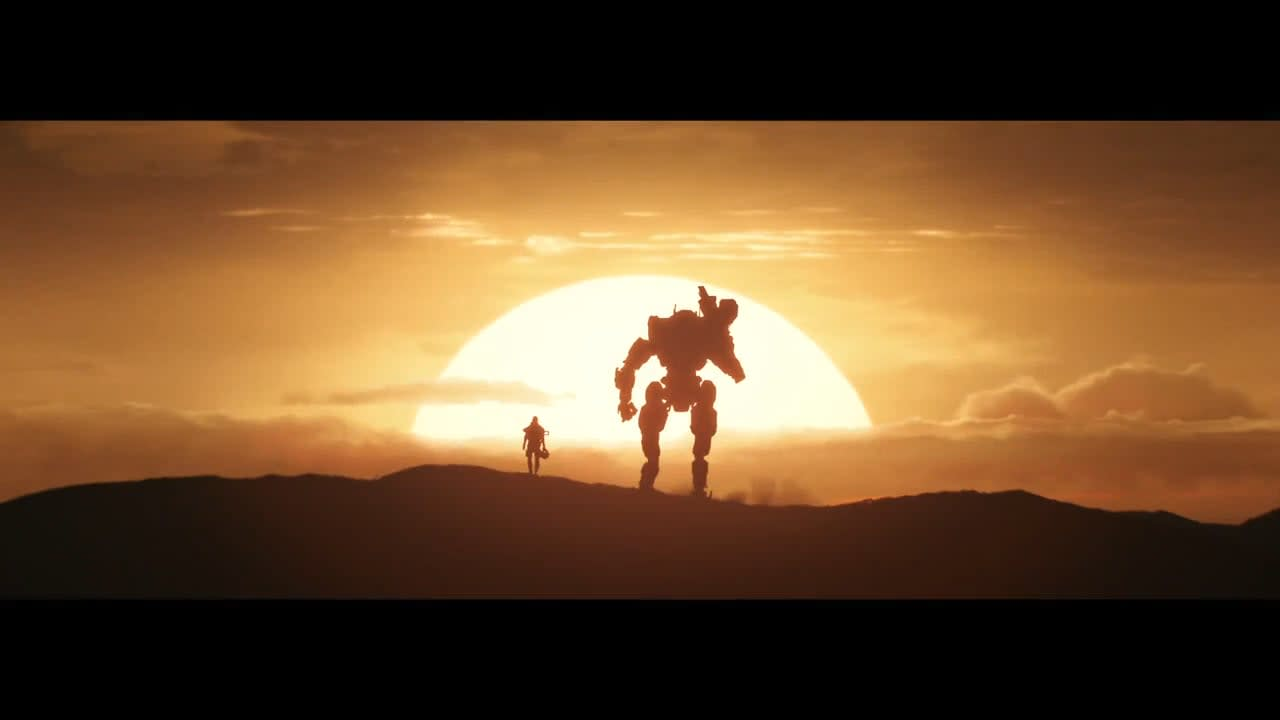 """TITANFALL 2   """"Become One"""""""