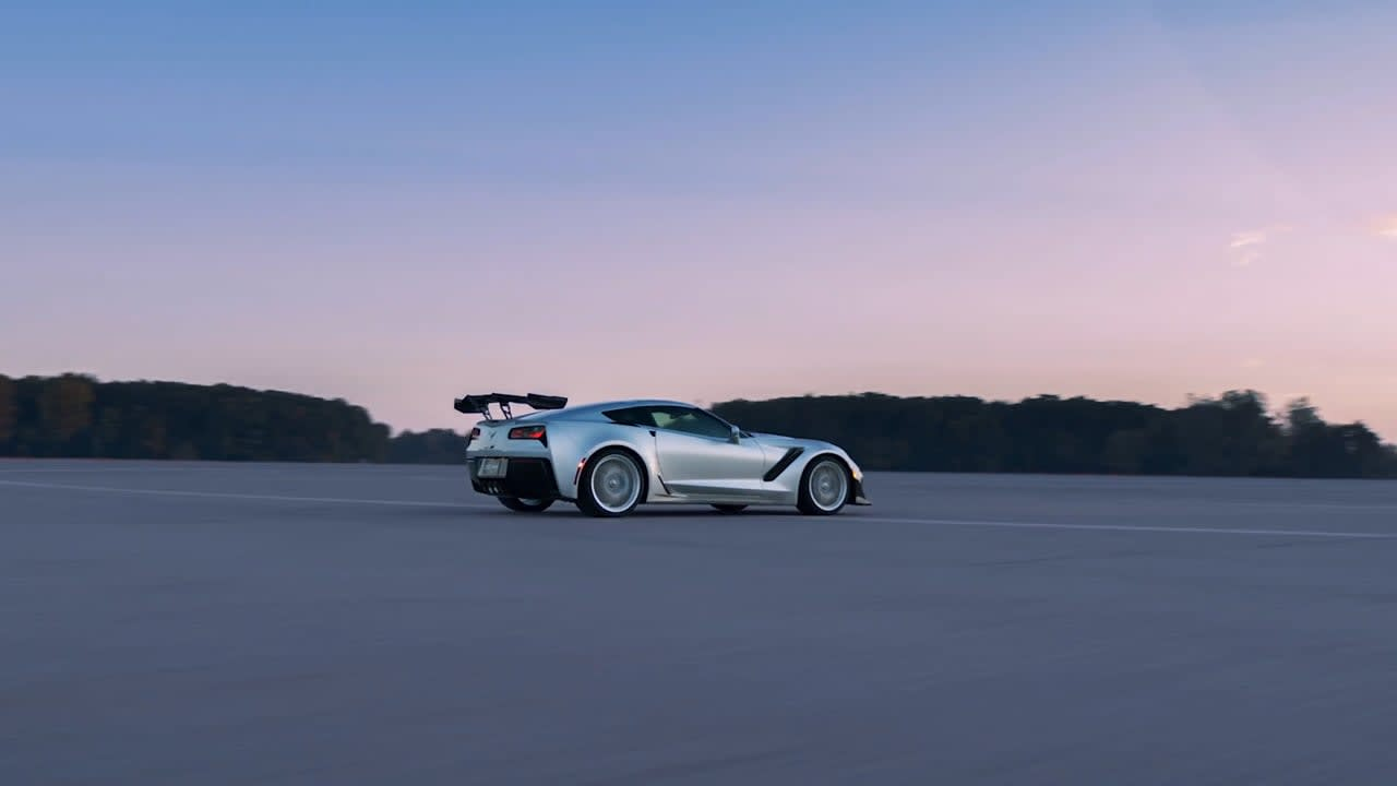 Chevy Unlocked / Corvette ZR1