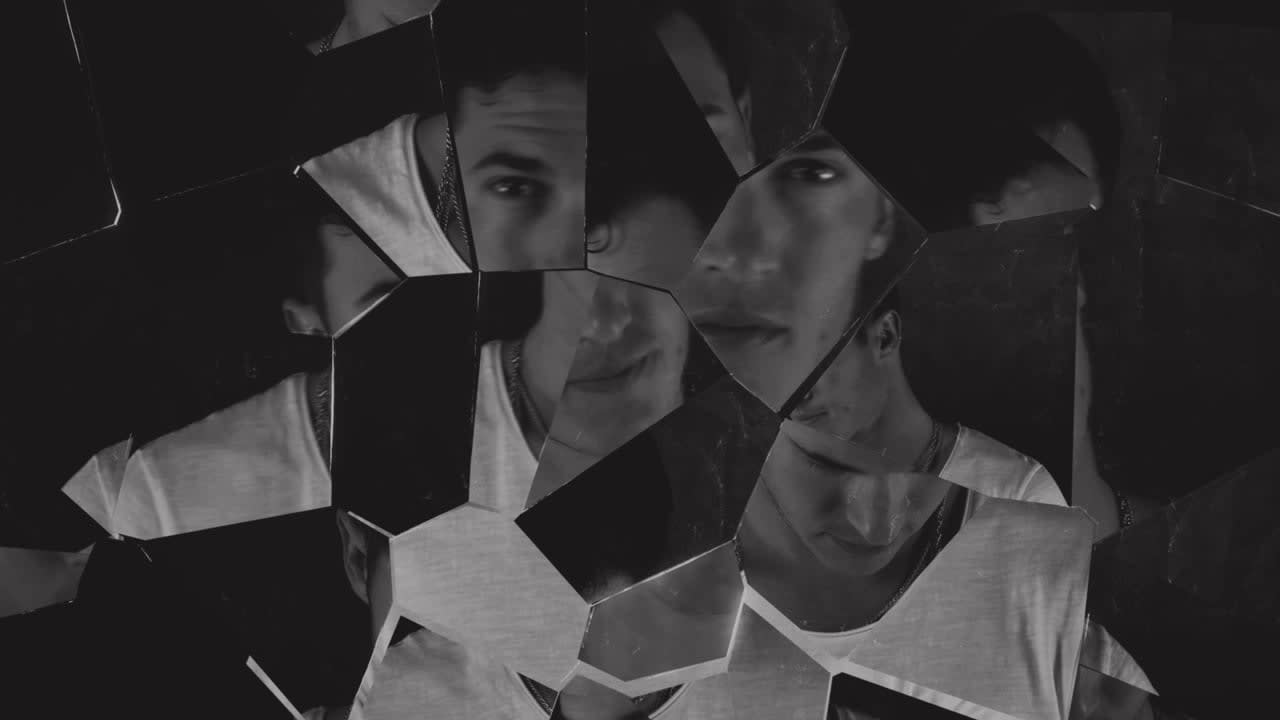 CAL Identity Crisis - Album artwork animation