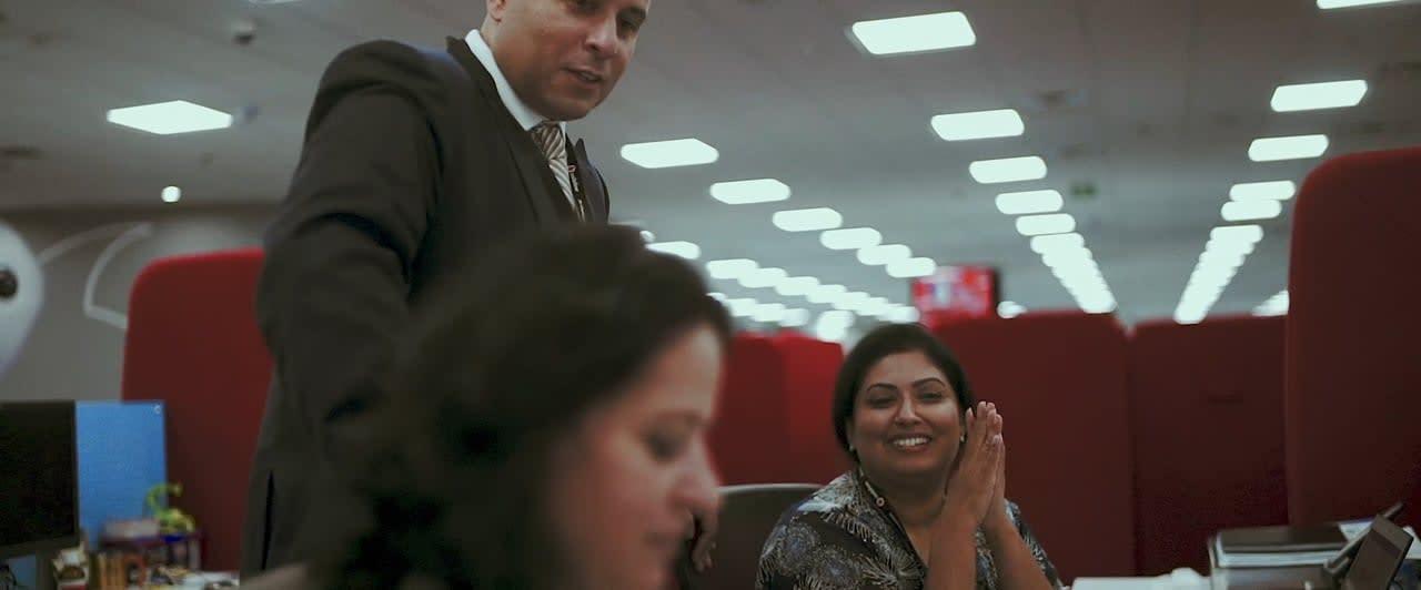 Vodafone Qatar: Digital transformation in the supply chain