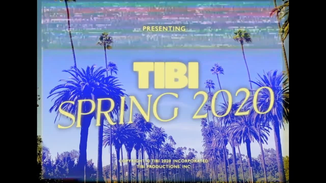 TIBI: SS2020