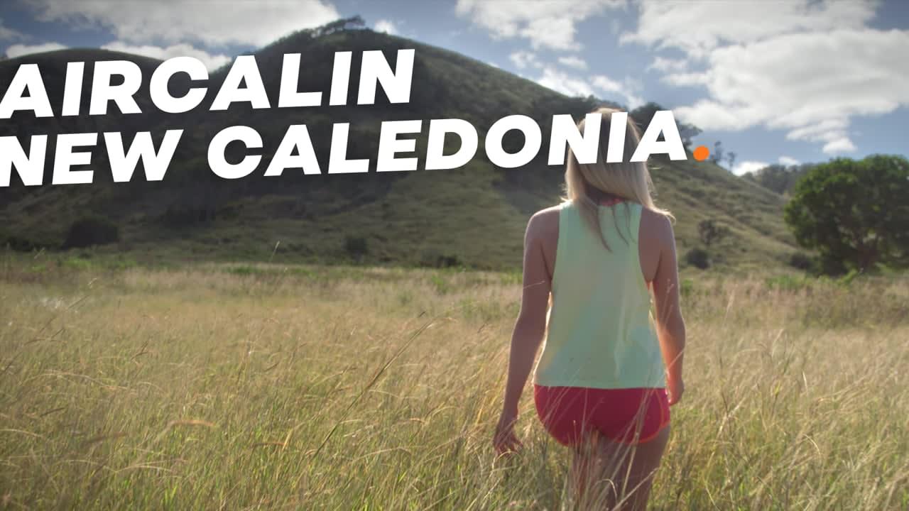 Aircalin × New Caledonia