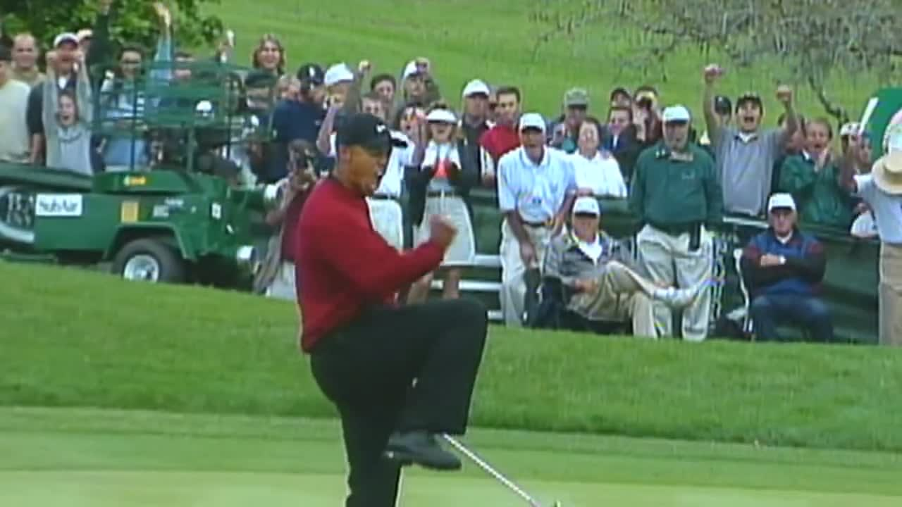 Tiger Woods // Greatness Strikes