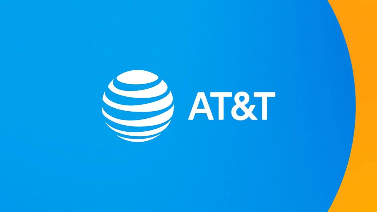 AT&T Logo Animation