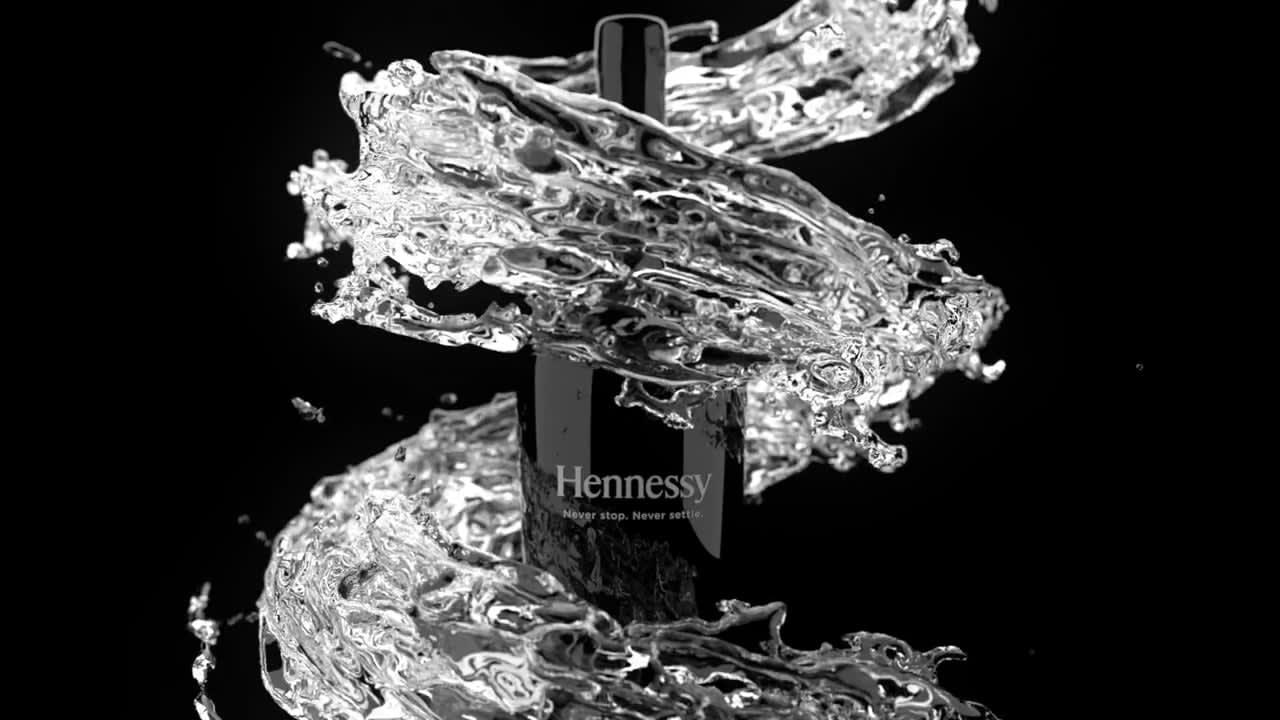 Hennessy Dark Water