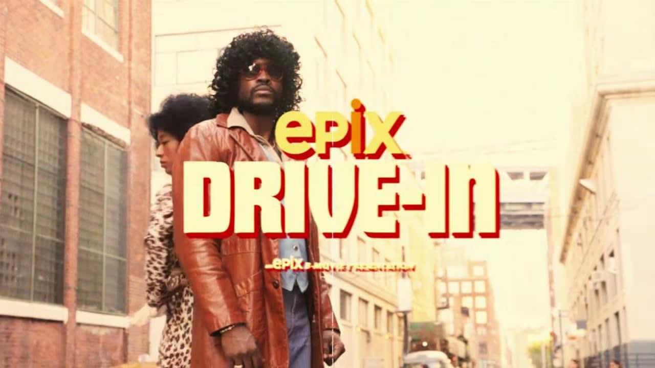Epix Drive-In Brand Identity