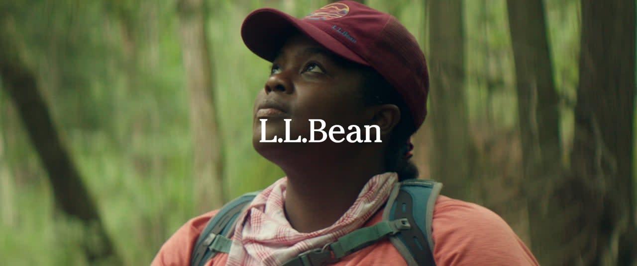 "L.L. Bean ""Running Through Barriers"""