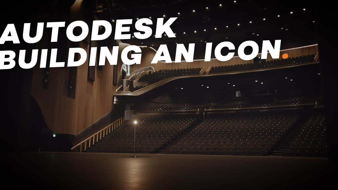Autodesk × Building an Icon