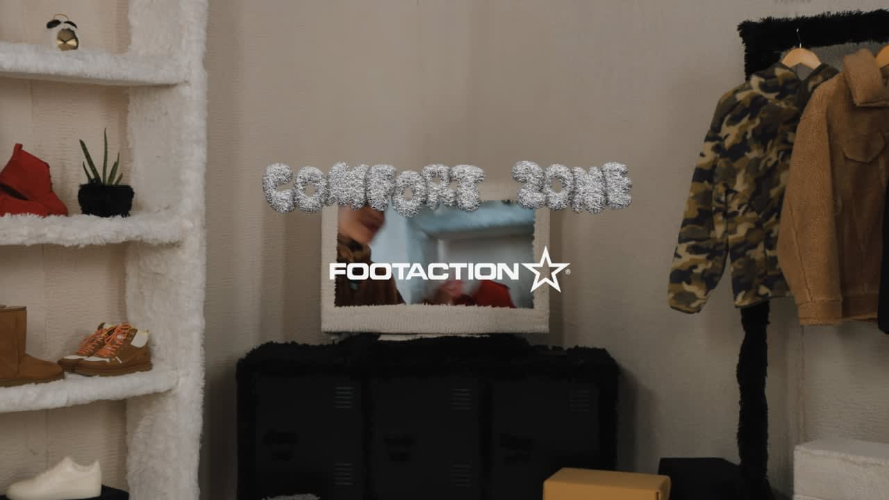 Footaction   Holiday Comfort Zone