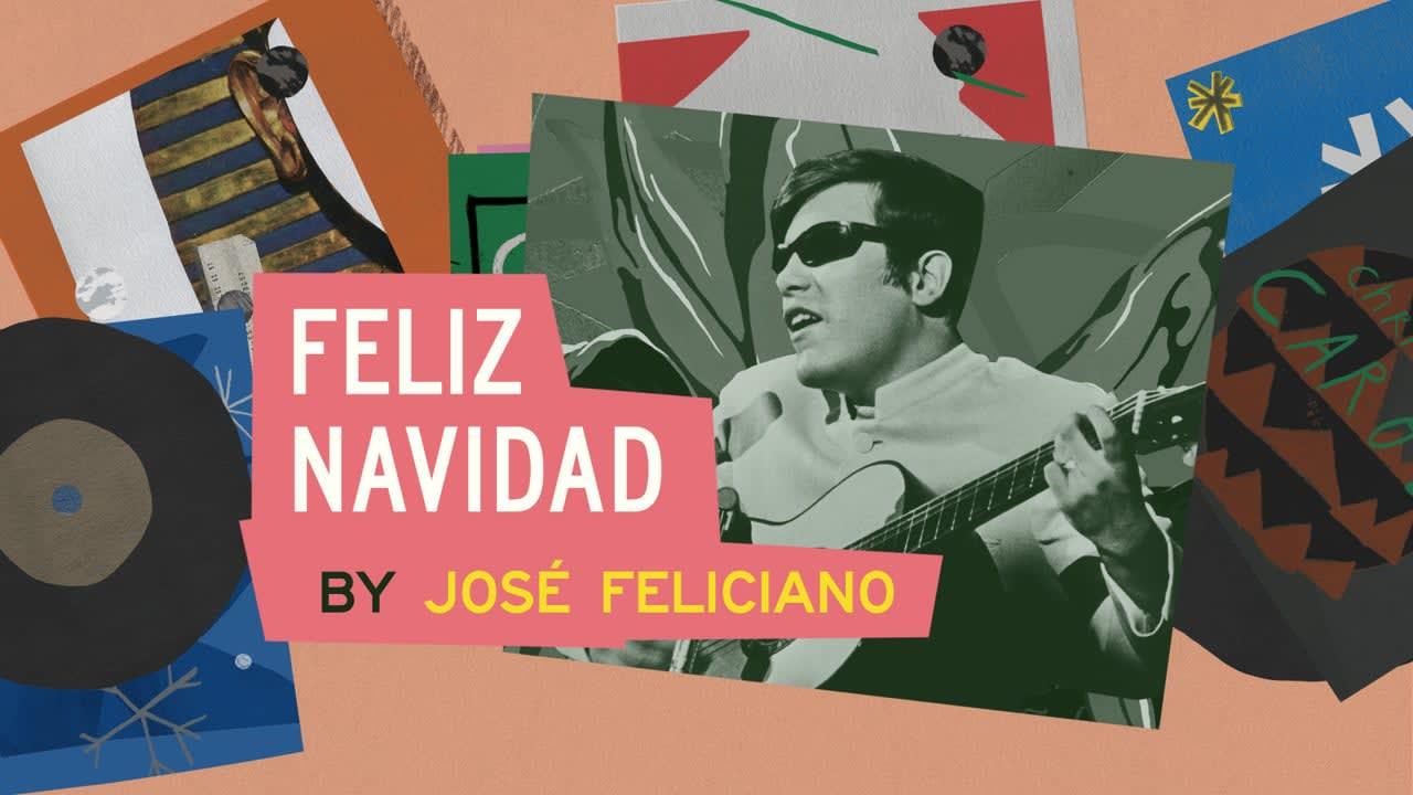 Amazon Music Holiday Song Series: José Feliciano