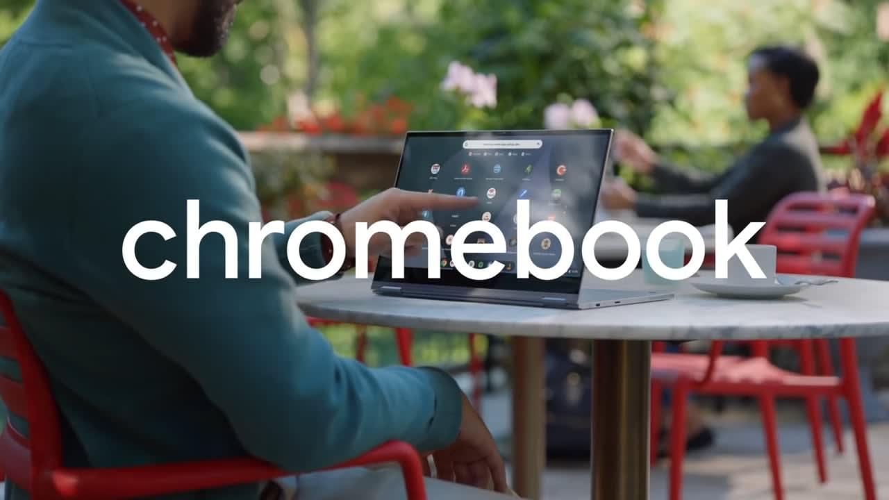 Google - Switch To Chromebook
