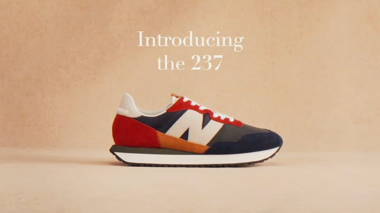 New Balance 237 Launch