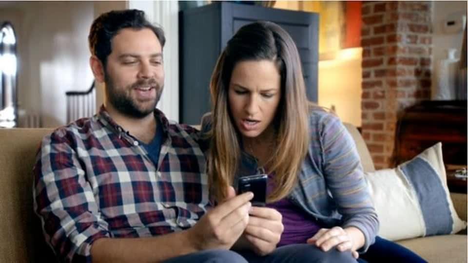 Comcast and Verizon Wireless TV Campaign