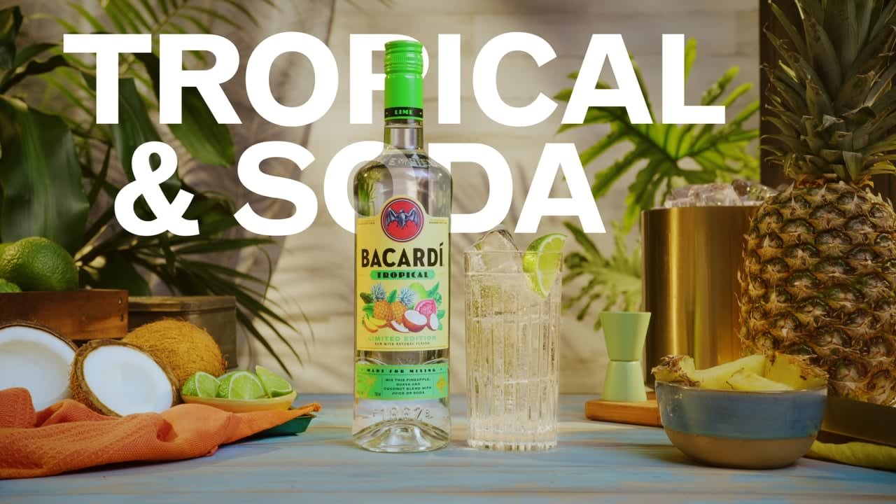 Bacardí // Do What Moves You