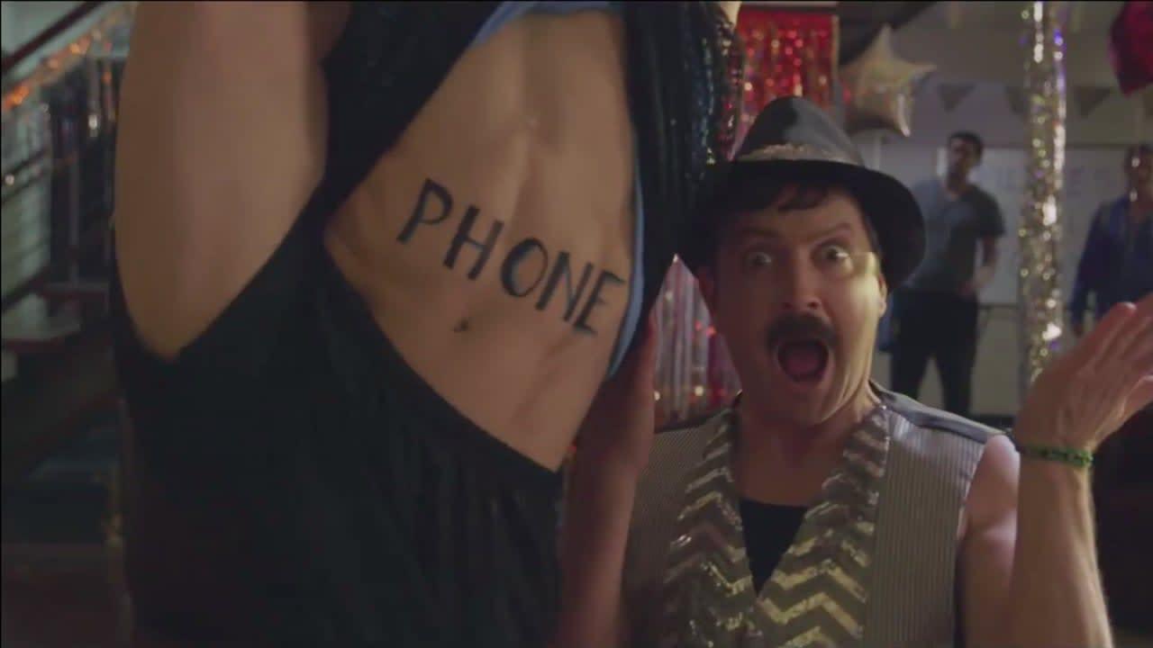 Phone Keys Gum