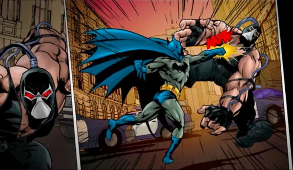 Converse x DC Comics