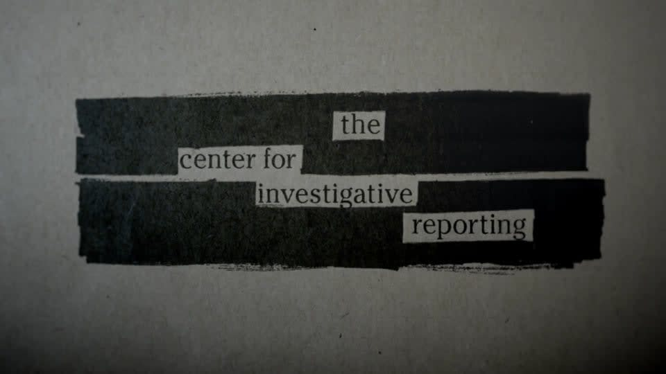 Center for Investigative Reporting Identity