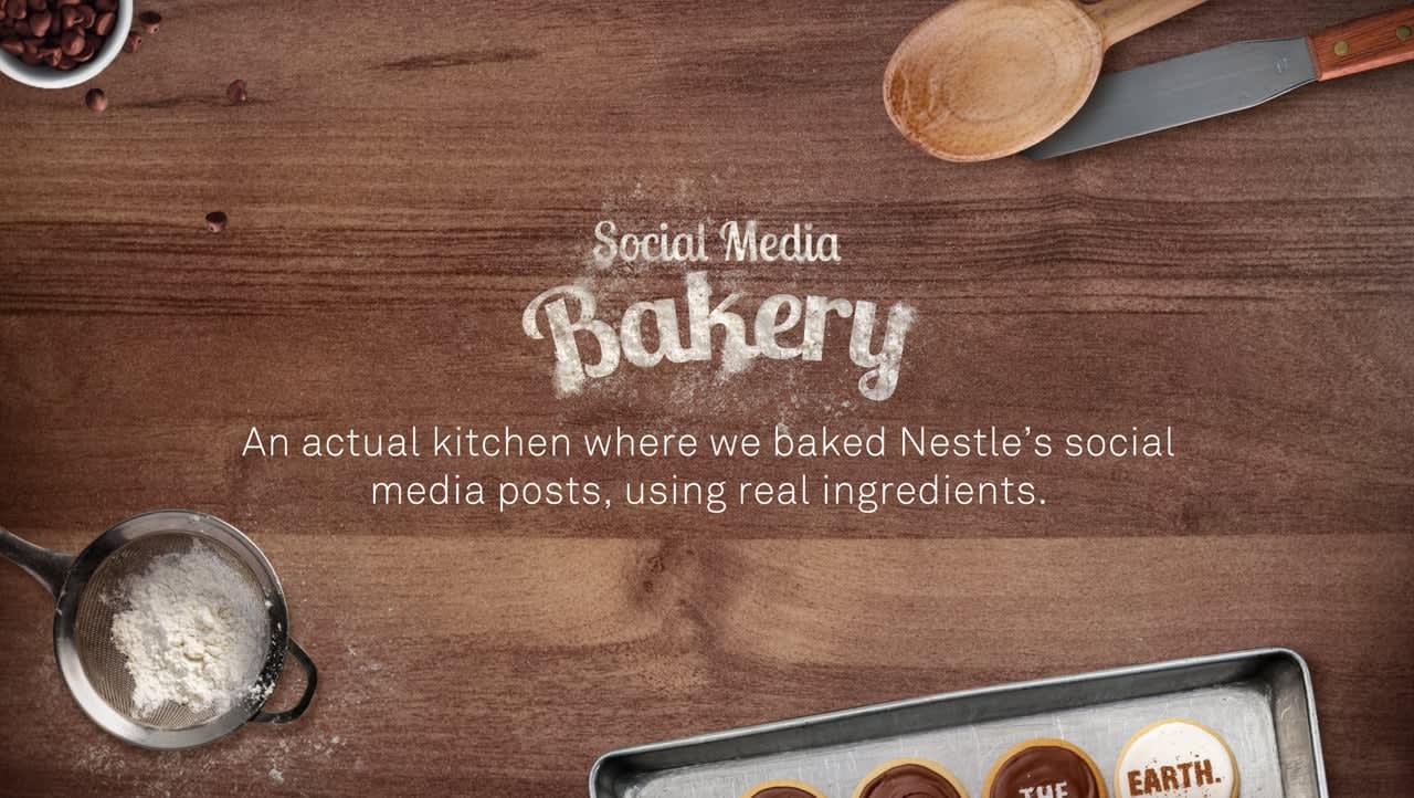Social Media Bakehouse