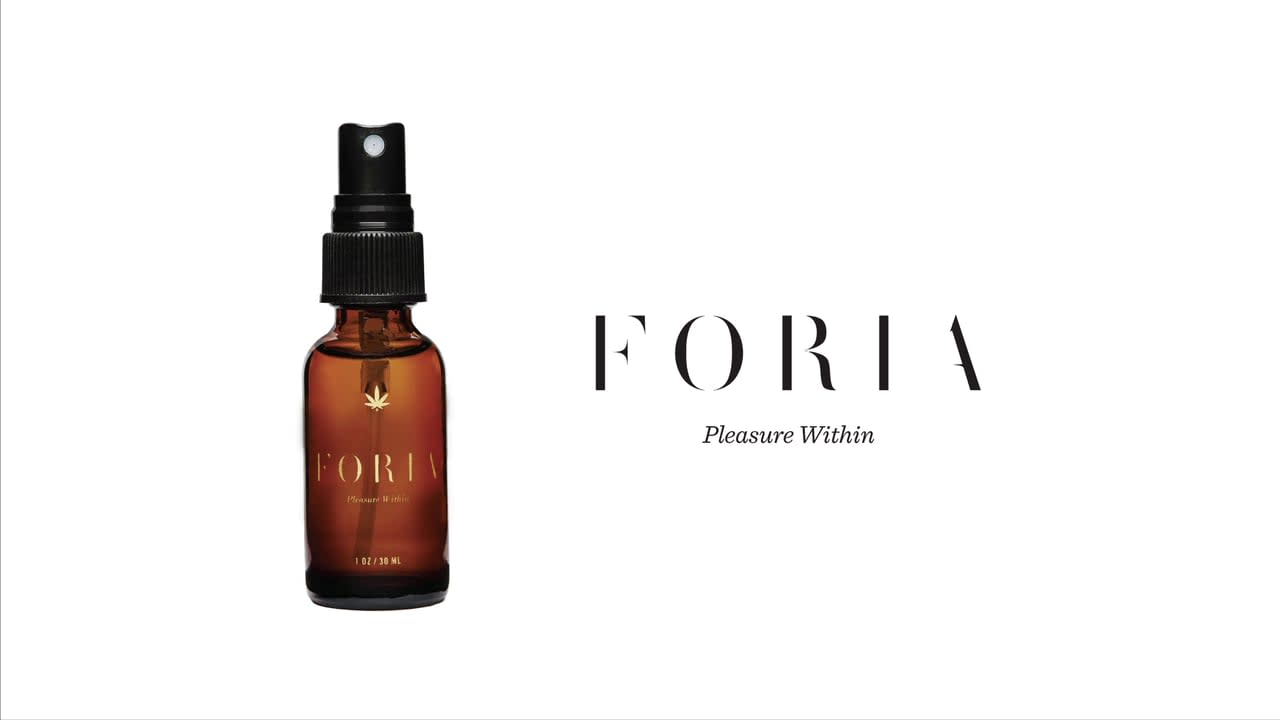 Commercial for Foria