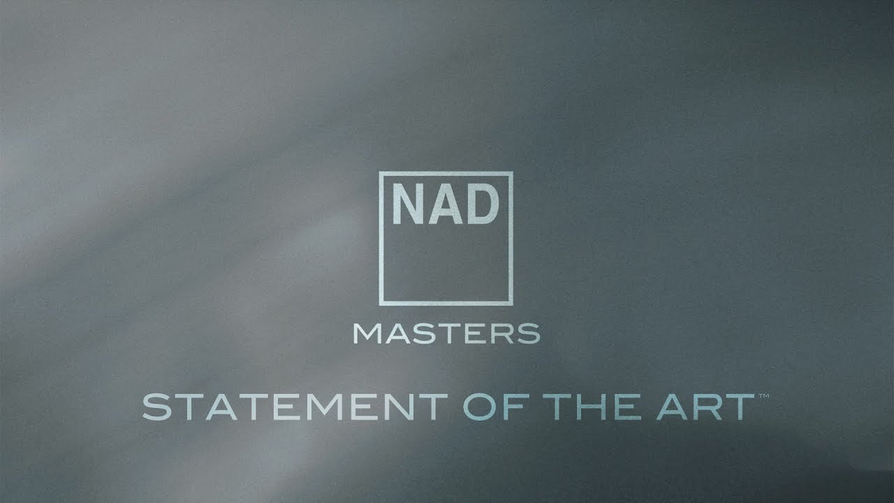 NAD M10 UX and Art Direction