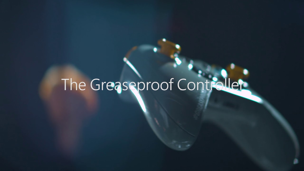 XBOX - Greaseproof