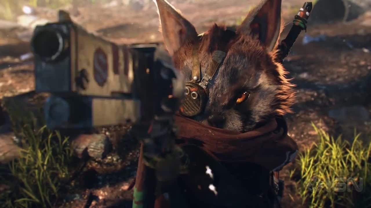 'Biomutant' Game Trailer