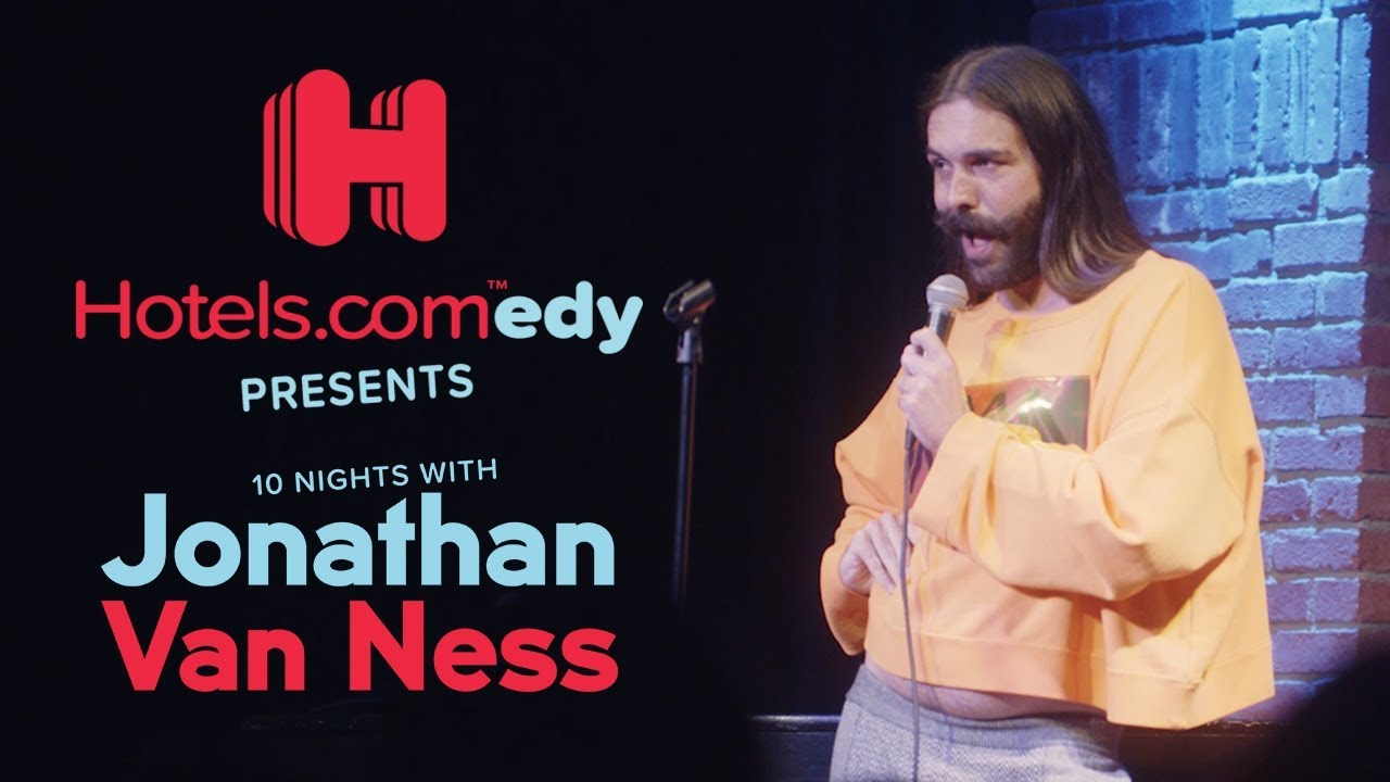 Hotels.com // 10 Nights with Jonathan Van Ness