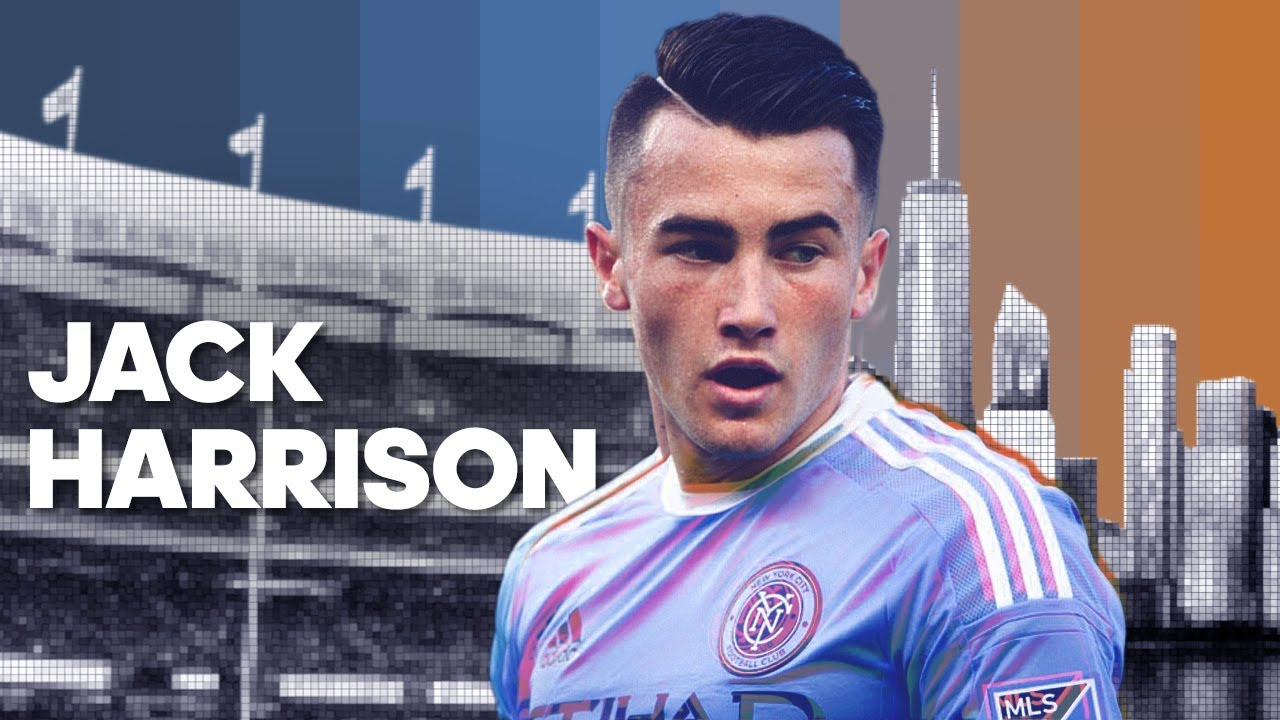Jack Harrison Profile