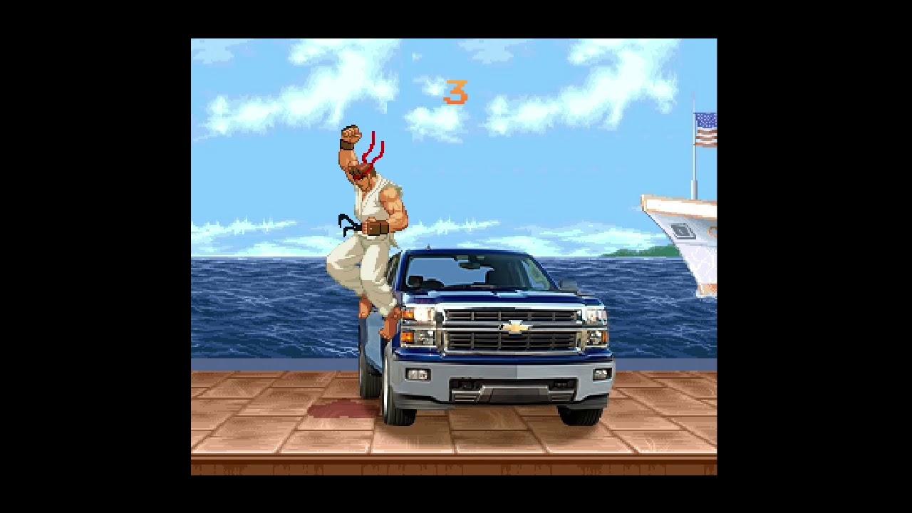 Silverado - Street Fighter