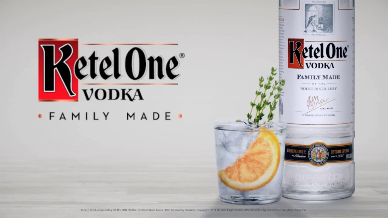 Ketel One Voice Over