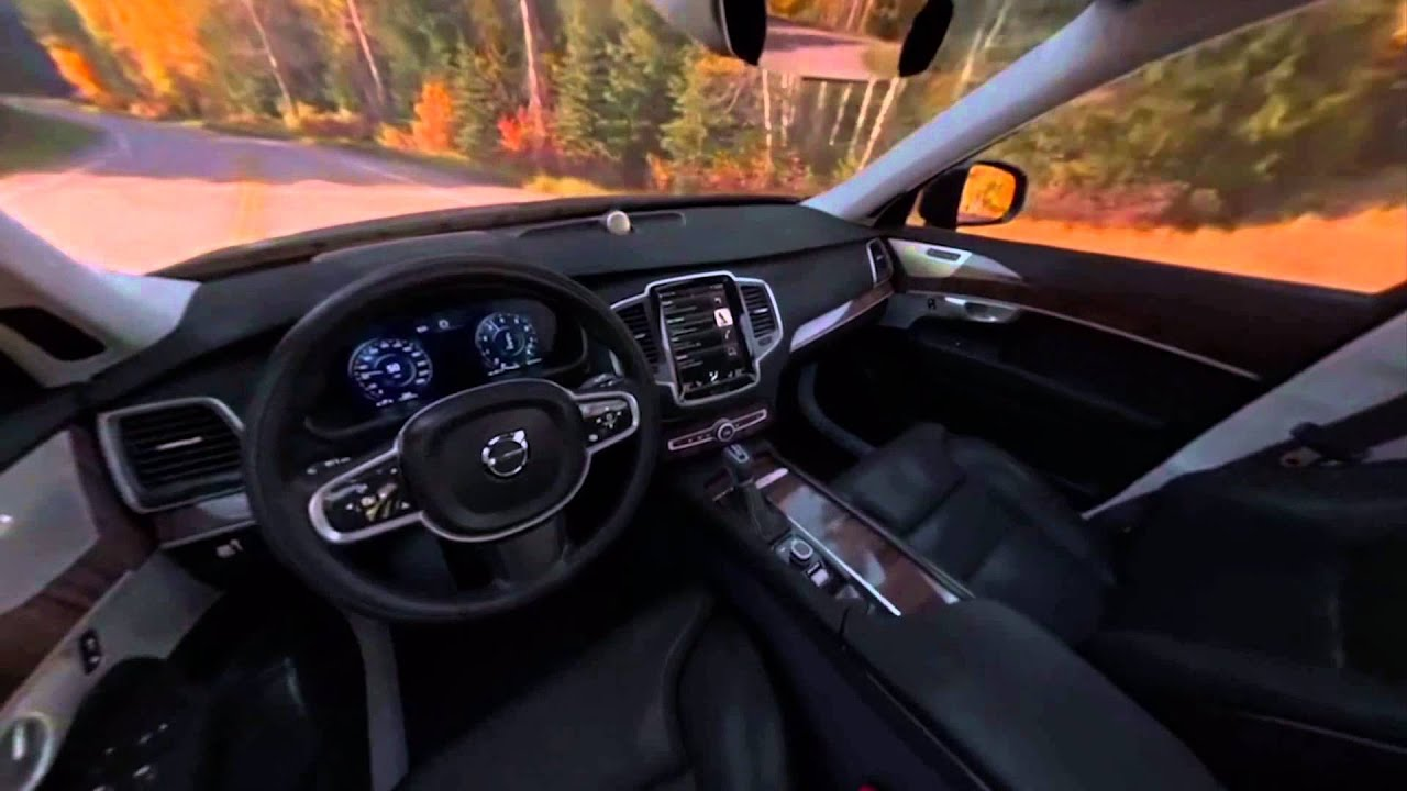 "Volvo ""Virtual Reality Test Drive"""