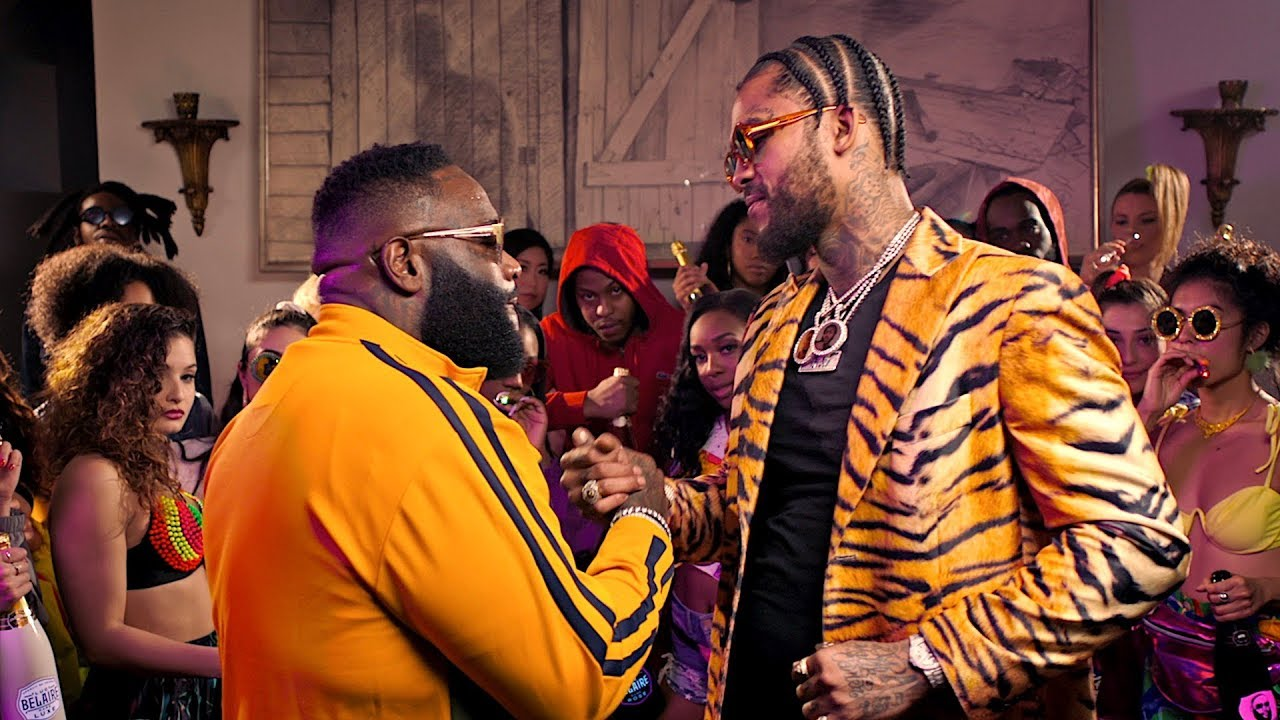 "Rick Ross x Dave East ""Fresh Prince of Belaire"""