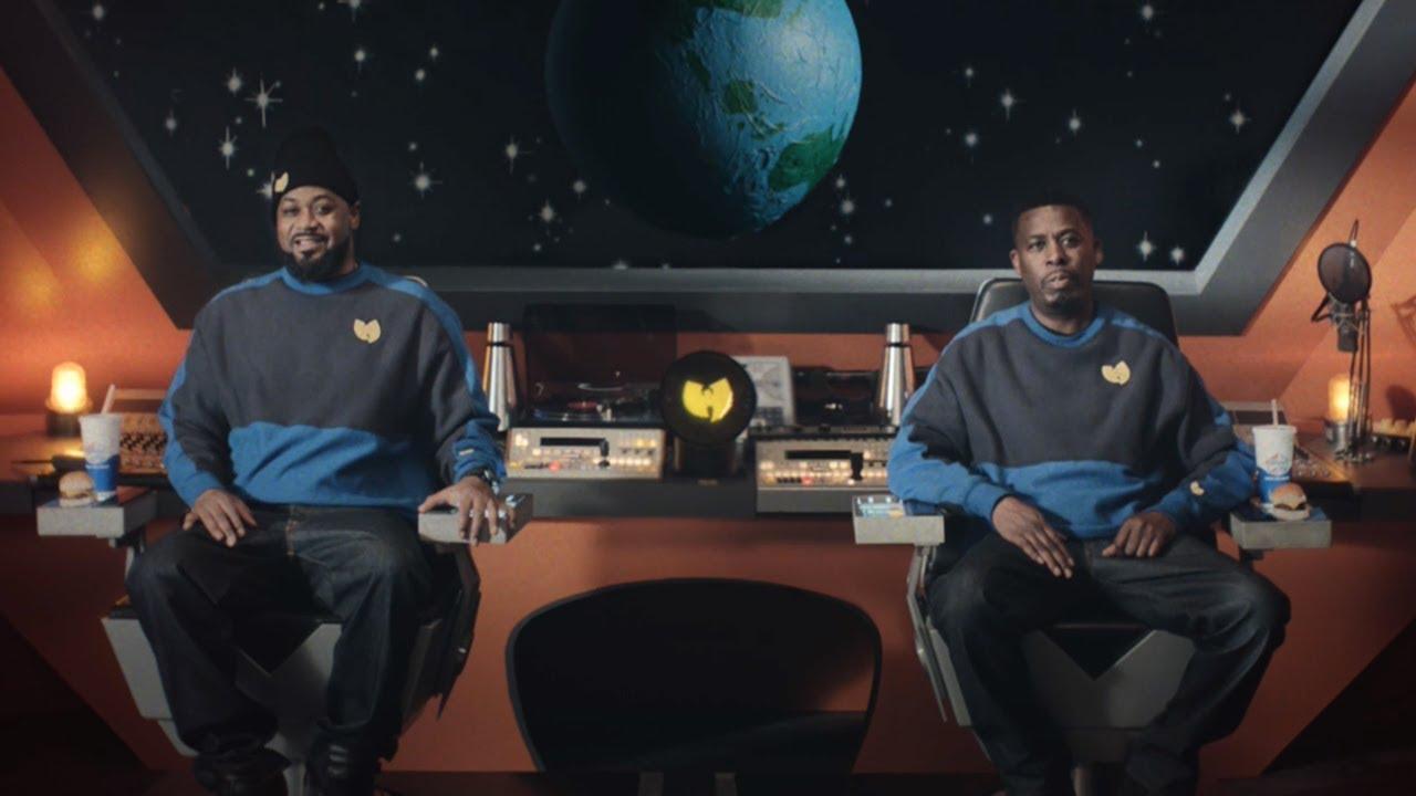 Wu-Tang In Space Eating Impossible Sliders