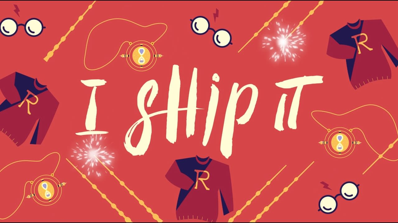 The CW | I Ship it Opening Sequence