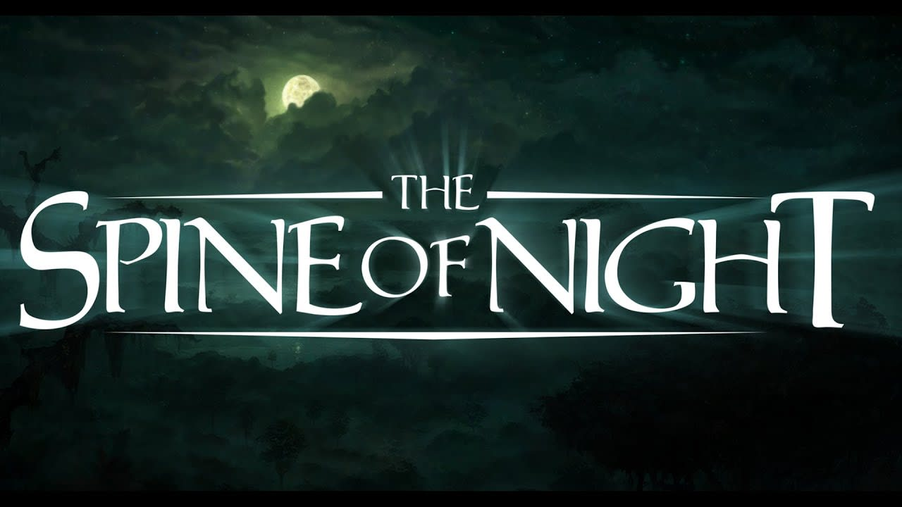 """""""the Spine of the Night"""""""
