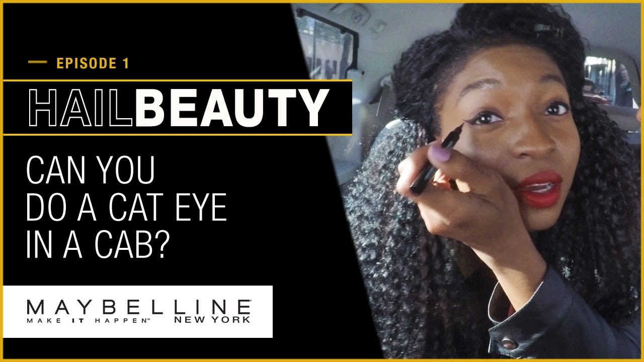 """MAYBELLINE'S """"HAIL BEAUTY'' YOUTUBE SERIES"""
