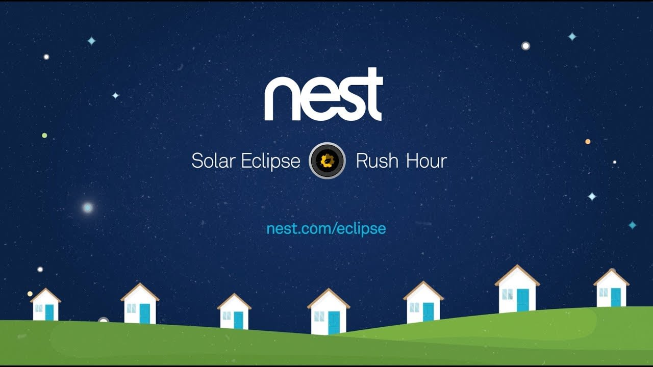 Nest Solar Eclipse