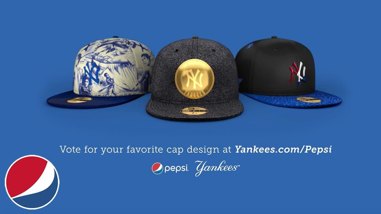 Caps Off To The Yankees