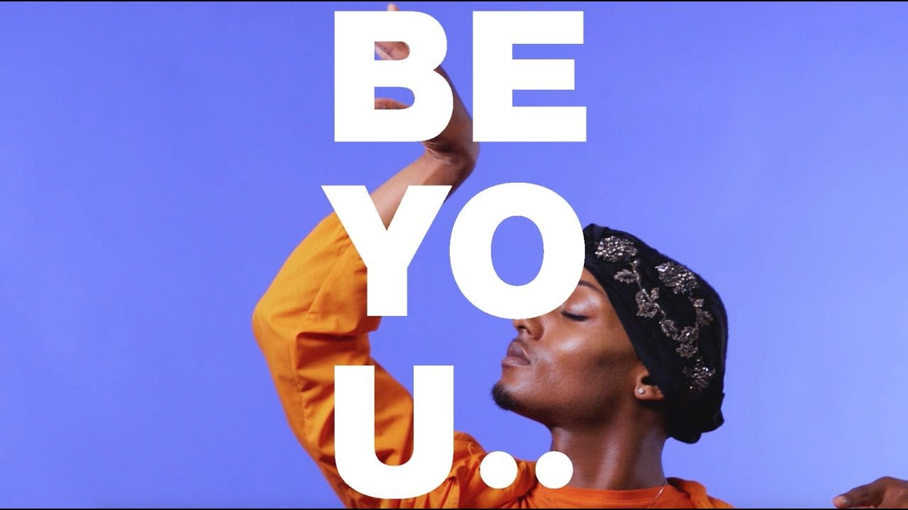 Blink Fitness Pride Campaign #BeYou