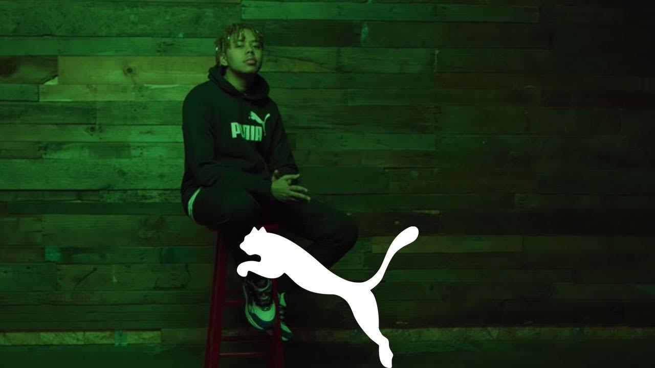 """Puma """"Cell Venom"""" feat. YBN Cordae"""