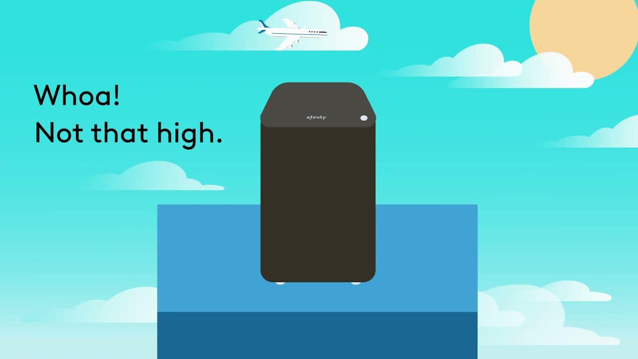 Comcast | Xfinity Customer Service Animations