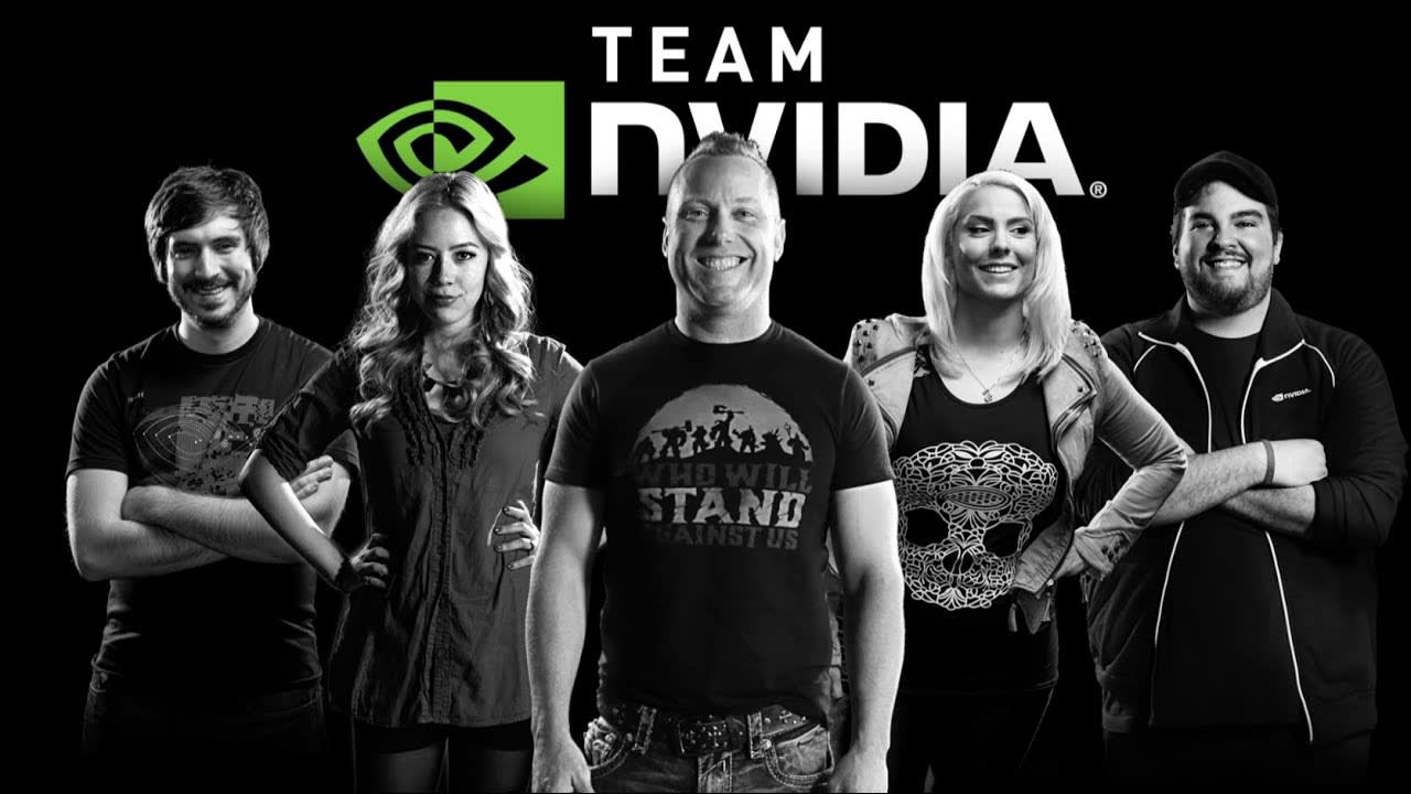 NVIDIA - Twitch Channel