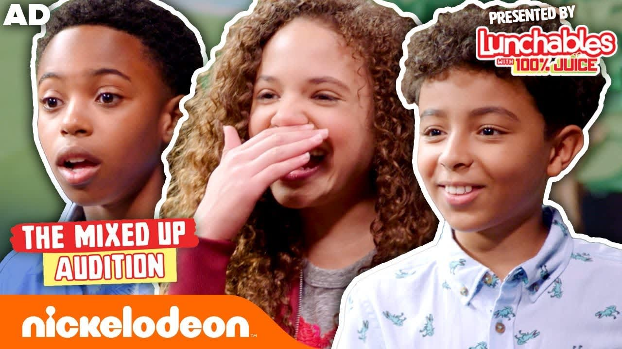 Lunchables: Mix It Up x Nickelodeon