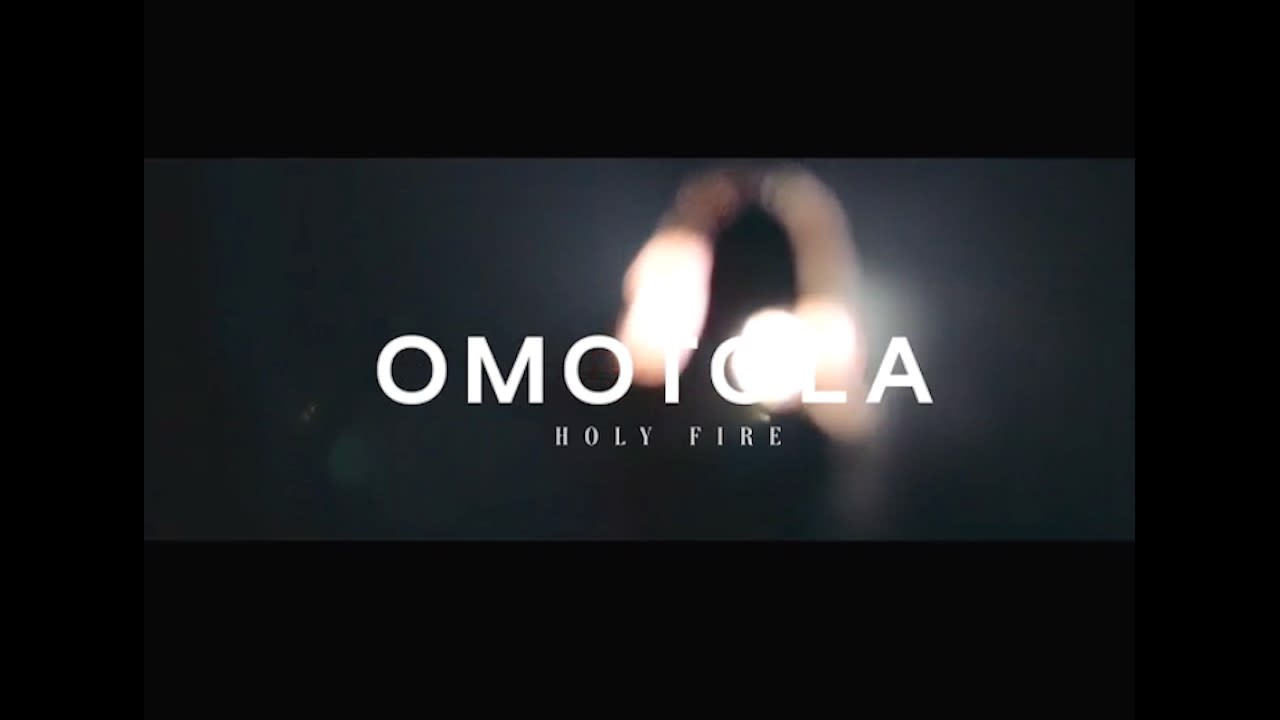 """Omotola- """"Holy Fire"""" music video"""