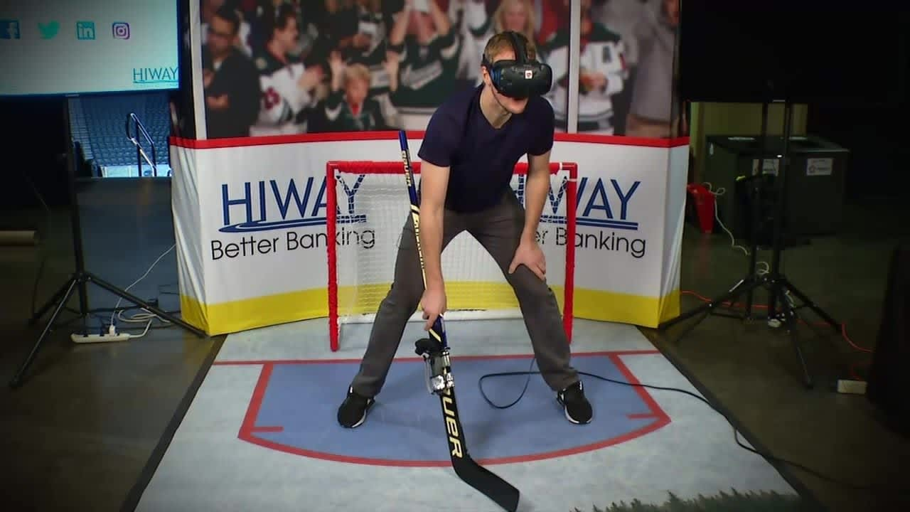 Hiway VR Hockey