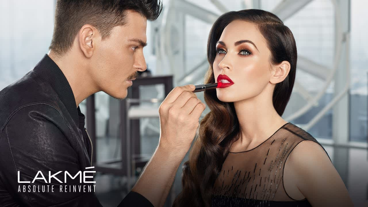 "Lakme ""Absolute"" with Megan Fox"