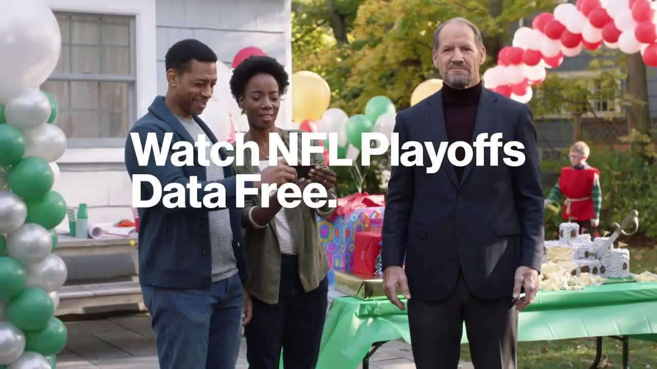 Verizon/NFL Restore Your Football Life Balance