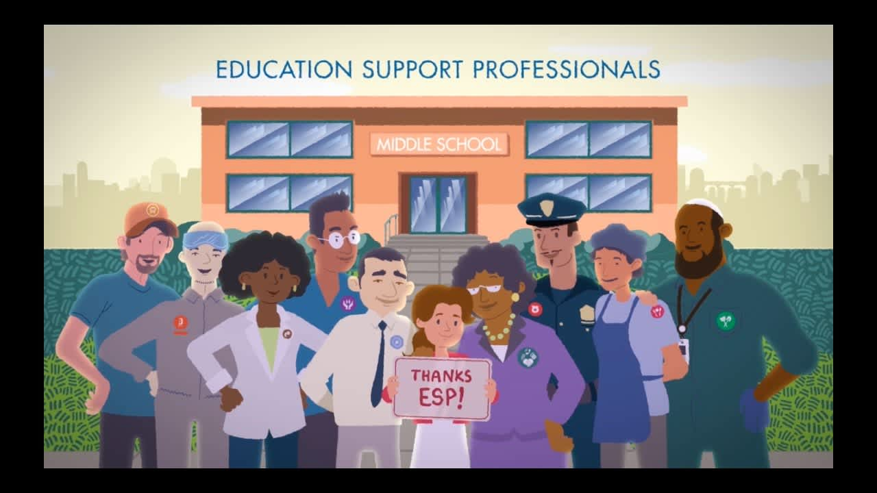 NEA - Education Support Professionals